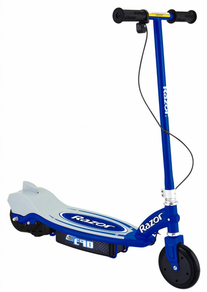 Razor - E90 Electric Scooter Navy